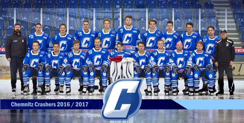 mannschaftsfoto_chemnitz_crashers_sachsen_eishockey_20162017