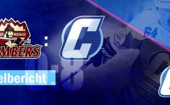 Bad Muskau Chemnitz Crashers Eishockey