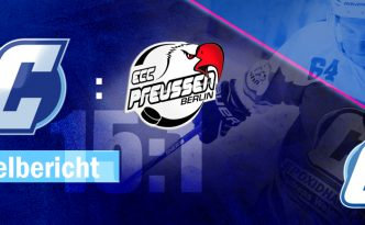 Chemnitz Crashers Preussen Berlin Eishockey Regionalliga Ost