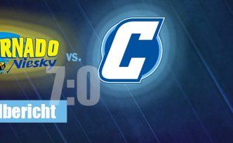 Chemnitz Crashers vs. Tornado Niesky Eishockey Regionalliga Ost