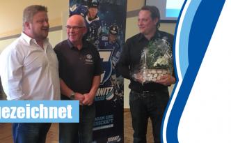 Ehrenmitglied Chemnitz Crashers Eishockey Regionalliga Ost
