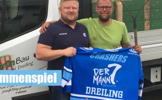 Jens Dreiling Grünbau Chemnitz Crashers