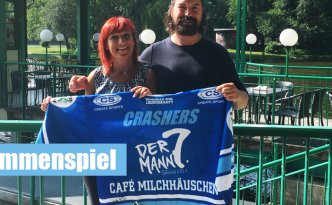 Café Milchhäuschen Chemnitz Crashers Regionalliga Ost
