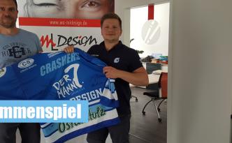 M&L-Design Chemnitz Crashers Eishockey