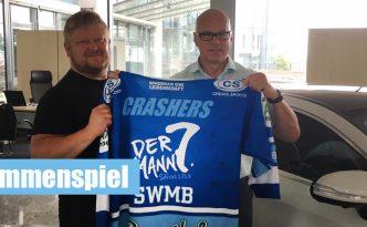 Schloz Wöllenstein GmbH; Chemnitz Crashers; Eishockey