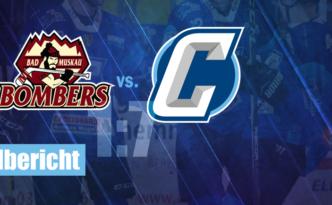 Chemnitz Crashers Bad Muskau Bombers Eishockey Regionalliga Ost