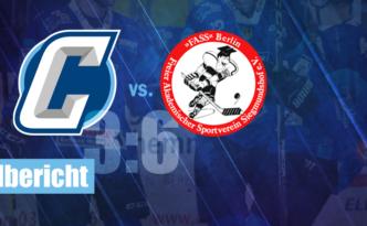 Chemnitz Crashers FASS Berlin Eishockey Regionalliga Ost