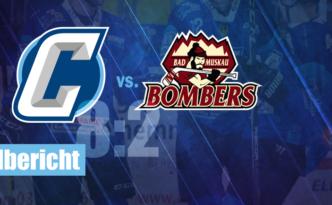 Chemnitz Crashers Bombers Bad Muskau Eishockey Regionalliga Ost