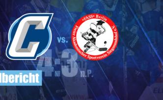 Chemnitz Crashers FASS Berlin Eishockey Regionalliga