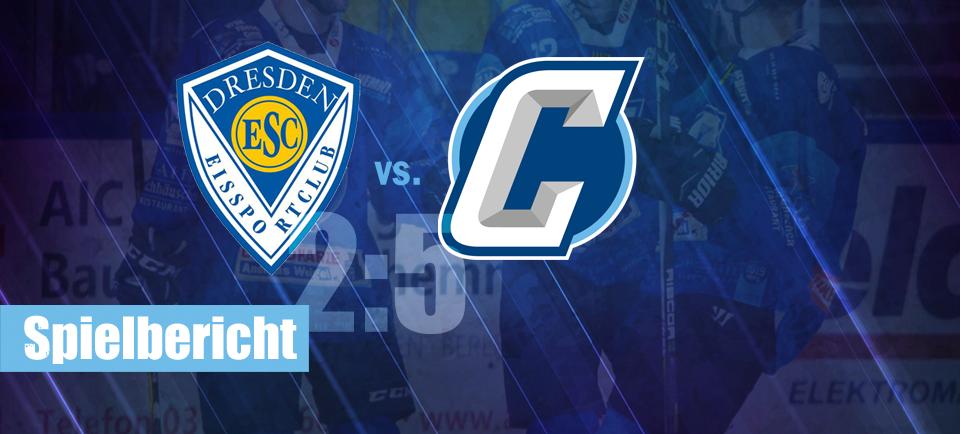 Chemnitz Crashers ESC Dresden Regionalliga Ost Eishockey
