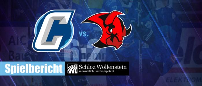 Chemnitz Crashers Saale Bulls Halle 1b Eishockey Chemnitz