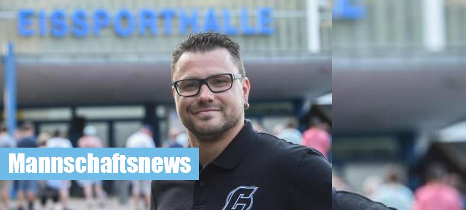 Trainer Chemnitz Crashers Eishockey Regionalliga