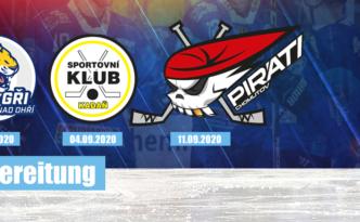 Vorbereitung_HC_Klasterec_SK_Kadan_Pirati_Chomoutov_Chemnitz_Crashers_Eishockey_Regionalliga_Ost_2020
