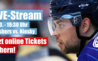 Livestream_Chemnitz_Crashers_Tornado_NIesky_Eishockey_Regionalliga_Ost_2020